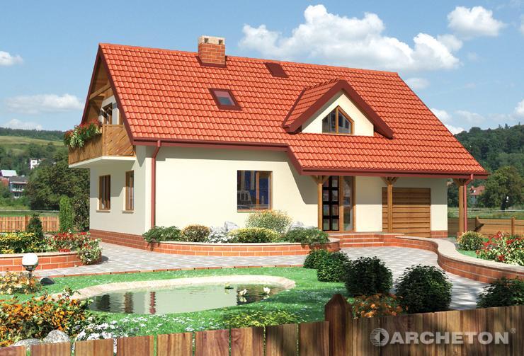 Проект домa Дельта