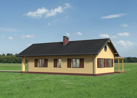 Projekt domu Demeter
