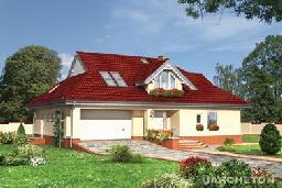 Projekt domu Dereń