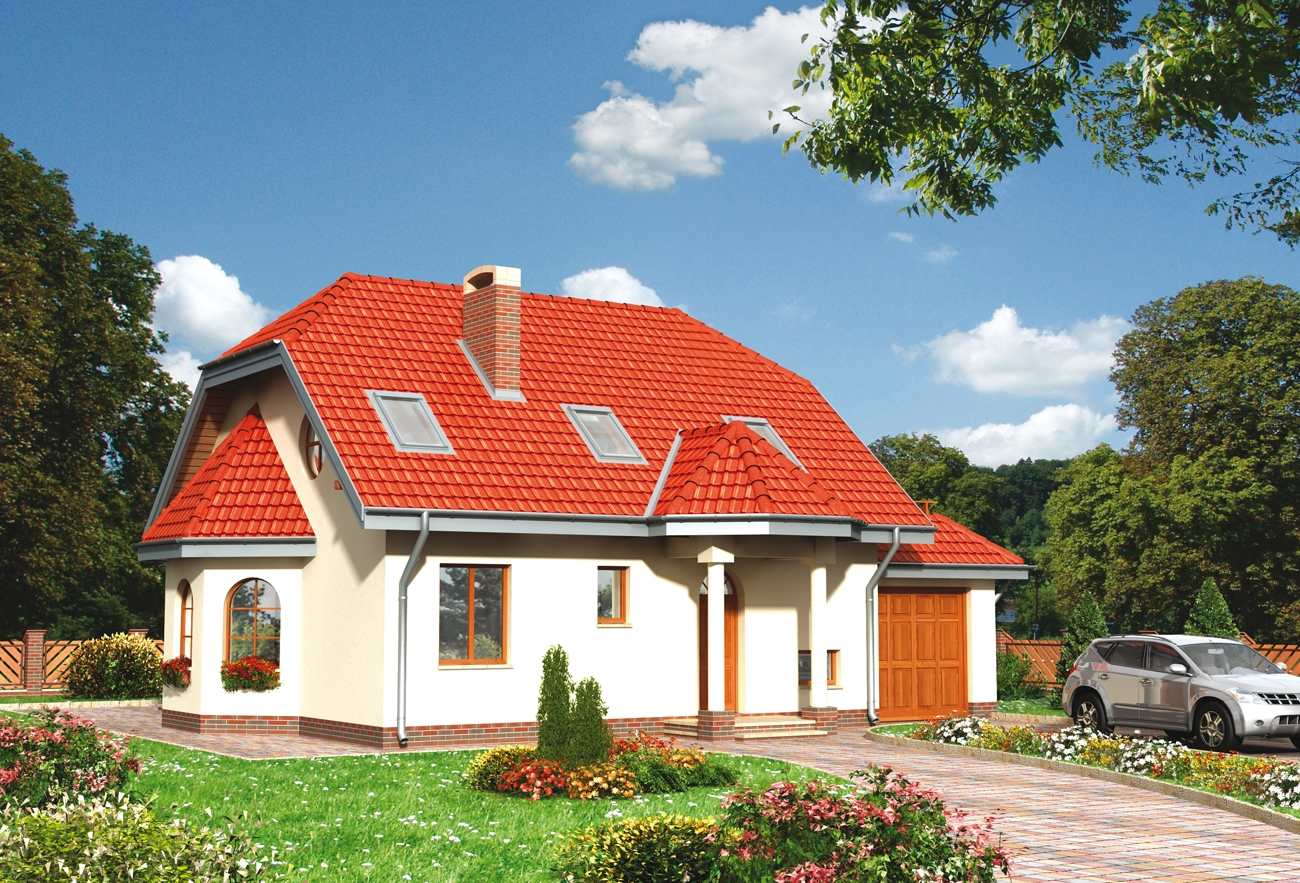 Проект домa Добрава