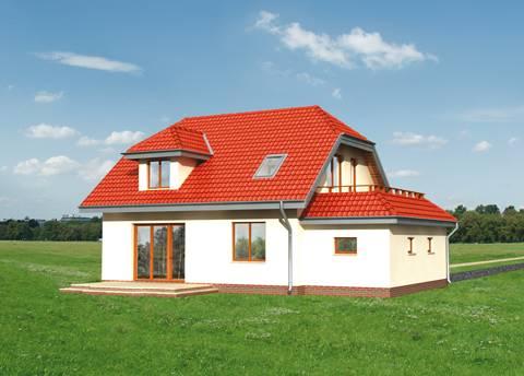 Projekt domu Dobrawa