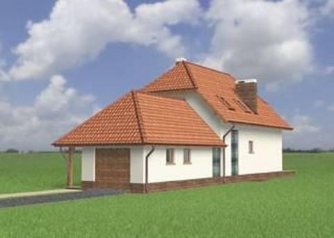 Проект домa Доминик