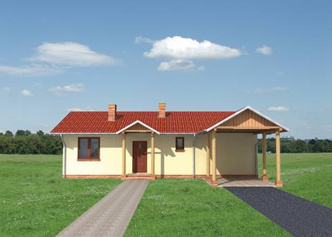 Проект домa Домино