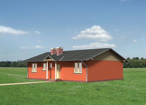 Проект домa Домино - 2
