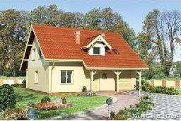 Projekt domu Drabant