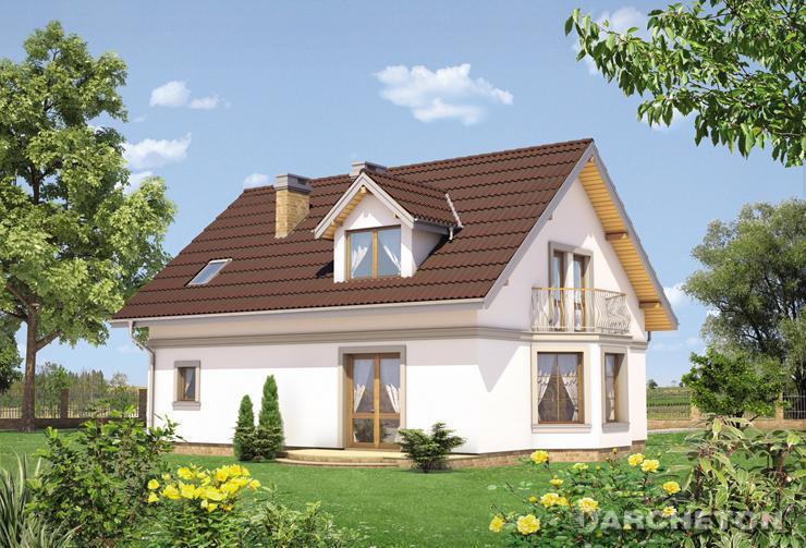 Projekt domu Drabant Lux