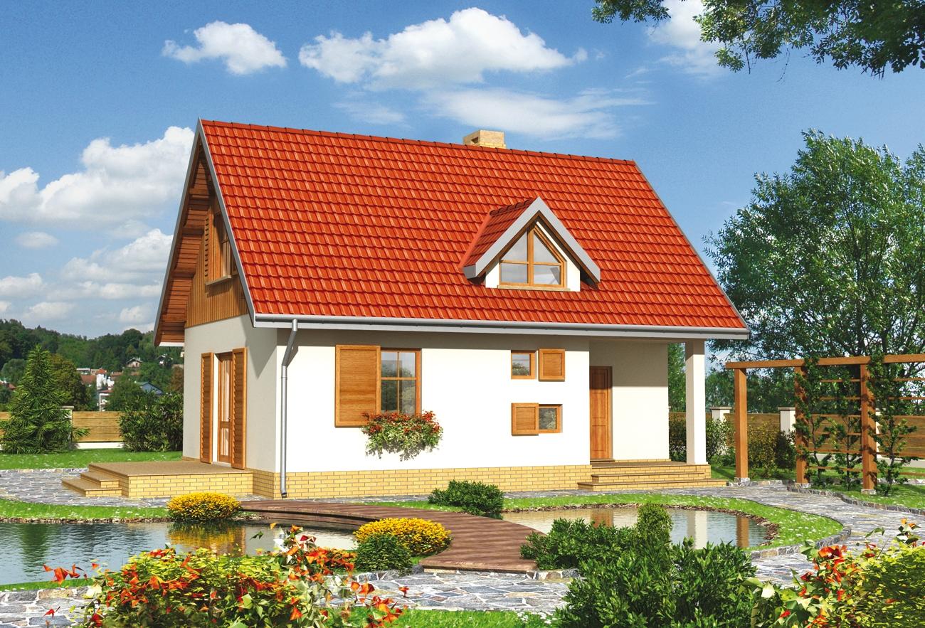 Проект домa Дробина