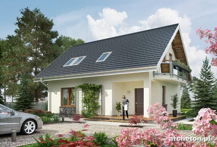 Проект домa Дробина-2