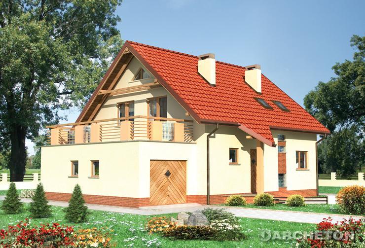 Проект домa Дрозд