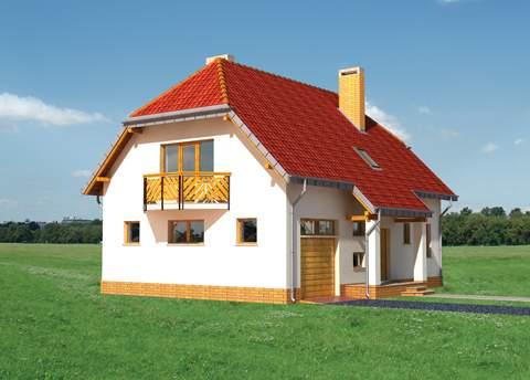 Projekt domu Dukat