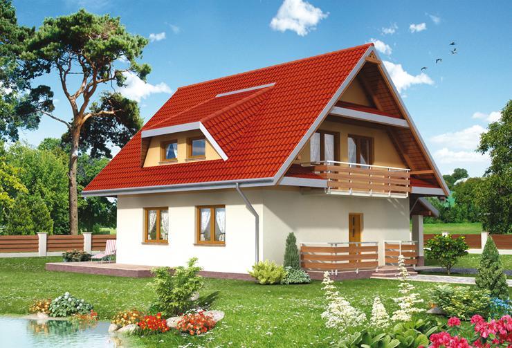 Проект домa Большой Гном