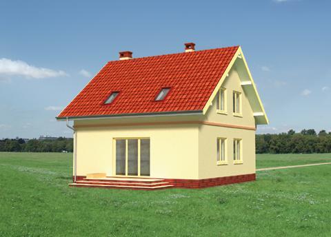 Проект домa Амбиция-2