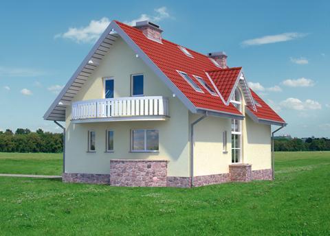 Проект домa Атташе