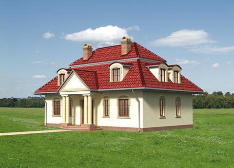 Projekt domu Dziwisz