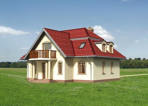 Проект домa Дятел