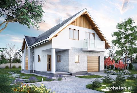 Projekt domu Elf