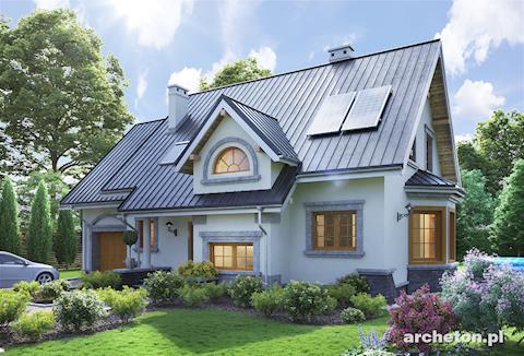 Projekt domu Estera Lux