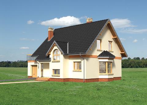 Projekt domu Estera Neo