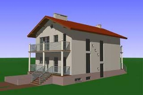 Проект домa Этюд