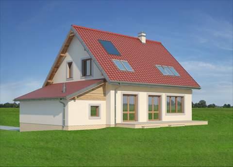 Projekt domu Ewa Eko