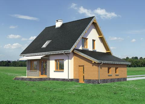 Проект домa Ева Нео