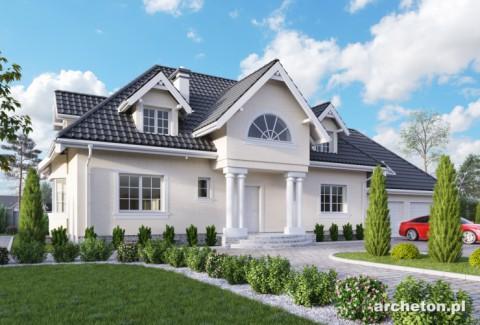 Projekt domu Ewelina