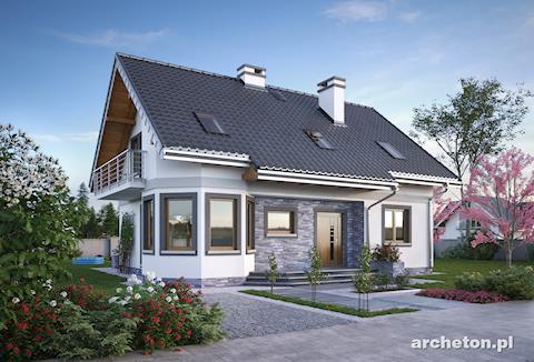 Projekt domu Fela Rex