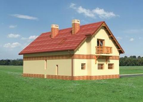 Projekt domu Feliks