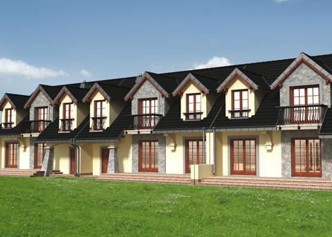 Projekt domu Fermata