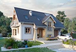 Projekt domu Fermata Solo