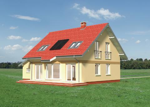 Projekt domu Figa Eko