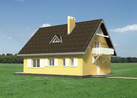 Проект домa Фикус