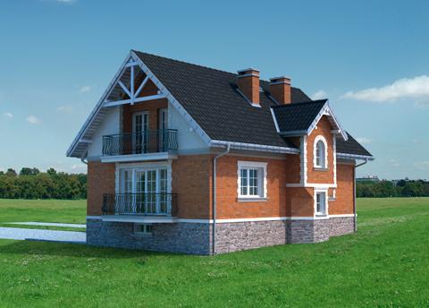 Projekt domu Filon