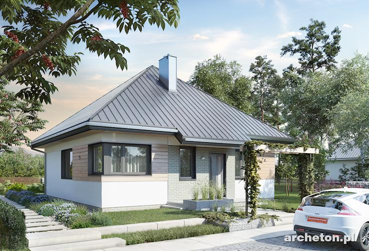 Проект домa Фиалка