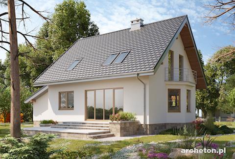 Projekt domu Fiona Rex