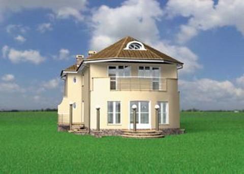 Проект домa Фортуна