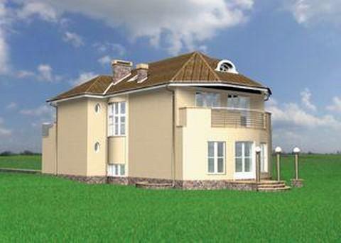 Projekt domu Fortuna