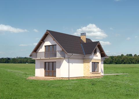 Проект домa Баллада
