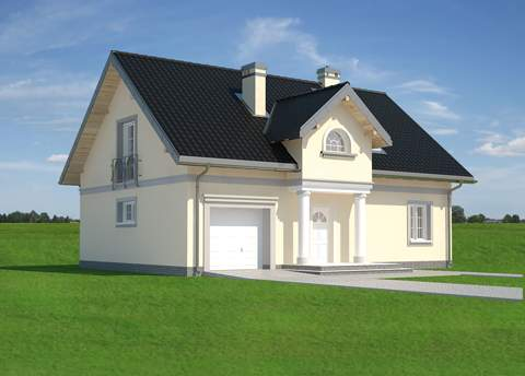 Проект домa Гала Эко