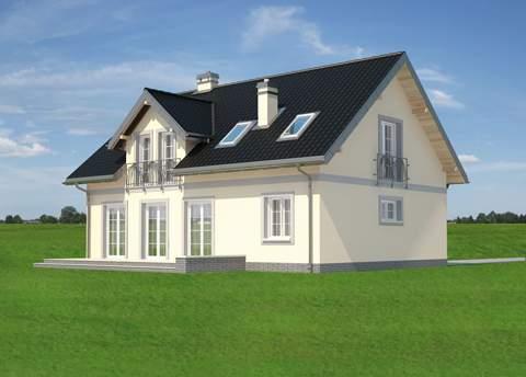 Projekt domu Gala Eko