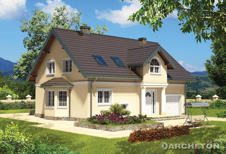 Projekt domu Gala Lux