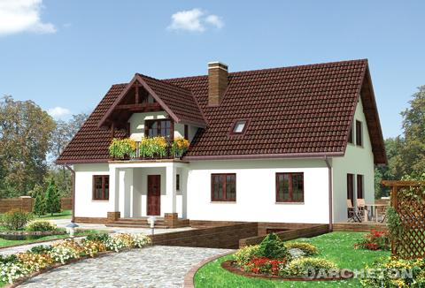 Projekt domu Galicja