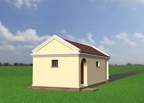 Projekt Garaż 28