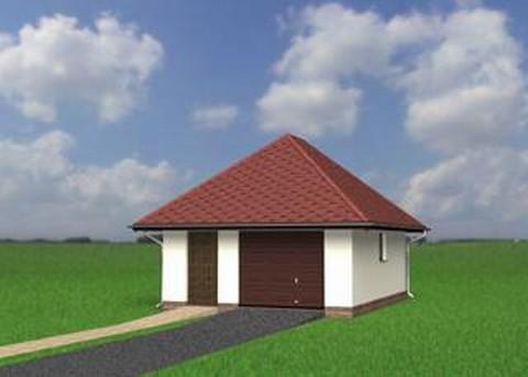 Projekt Garaż 29