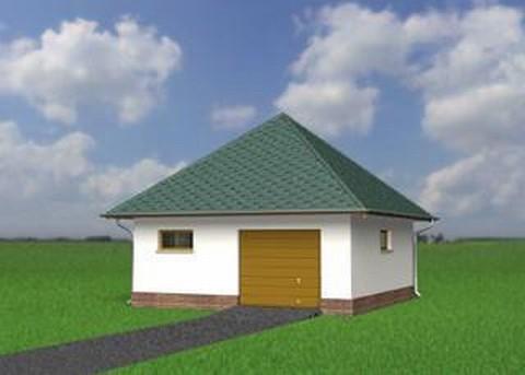 Projekt Garaż 31