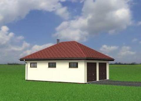 Projekt Garaż 32