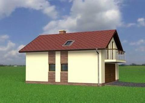 Projekt Garaż M8
