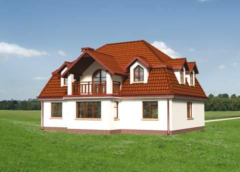 Projekt domu Gawot