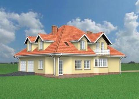 Projekt domu Gerwazy