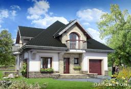 Projekt domu Gloria